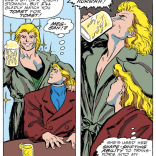 """""""I'm Brian's significantly more fashion-forward brother."""" (Excalibur #28)"""