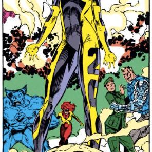 MIND, SPIRIT, and BODY! (Uncanny X-Men #272)