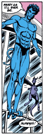Do those abs go all the way... wait, no, that doesn't even make sense. (Excalibur #33)