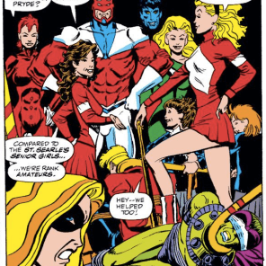 GOOD JOB, EVERYBODY! (Excalibur #34)