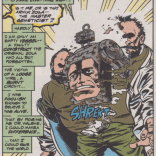 We certainly did not see that coming. (Excalibur #36)