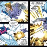 Awk-ward. (Uncanny X-Men #273)