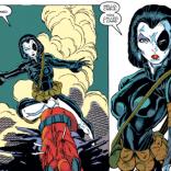 Somewhere, Dean Pelton is having feelings. (New Mutants #98)