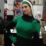The RCCC cosplay scene was awesome! Evolution Rogue!