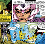 No, but seriously: Professor Xavier is a jerk. (Uncanny X-Men #276)