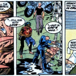 This picnic is terrible. (Marvel Comics Presents #11)