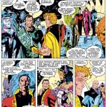 Look at all those fancy X-Men! (Uncanny X-Men #275)
