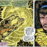 You're never too evil or too sexy for some good, old-fashioned filicide! (Uncanny X-Men Annual #15)