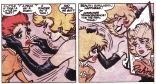 Aw, Rahne. Every dang time. (New Mutants Summer Special)
