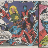 THERE IS NO WAY THAT THAT WON'T BACKFIRE HORRIBLY. (Excalibur #41)