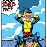 Here, on the other hand, everything is beautiful and nothing hurts. (Uncanny X-Men #278)