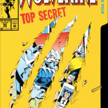 Sure, it's a gimmick; but it's a cool gimmick! (Wolverine #50)