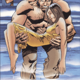 Hiiiii, Logan. (X-Men: True Friends #2)