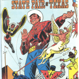 So, that's a thing that exists. (The Uncanny X-Men at the State Fair of Texas)