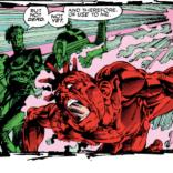 That's gotta sting. (Uncanny X-Men #282)