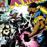 """""""Ha, ha!"""" (Uncanny X-Men #283)"""
