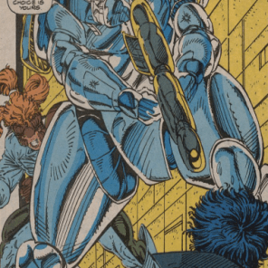 Cable, what are you even wearing? (X-Force #3)