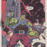 For all its flaws, this arc has its moments. Here is one of them. (The Incredible Hulk #390)