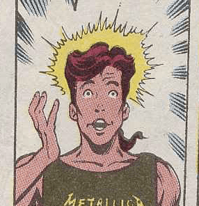 Also, let's all take a moment to admire Rick Jones's impeccable early-'90s fashion sense. (The Incredible Hulk #390)