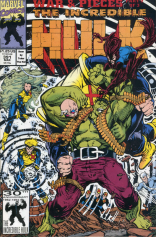 And good times were had by all. (The Incredible Hulk #391)