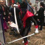 A really, REALLY good swashbuckling Nightcrawler!