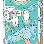 That's a lot of bathtub. (X-Force #6)