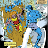 If things like peeing in solitude are important to you, you should probably not join Excalibur. (Excalibur #46)
