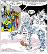 Aw, Widget. (Excalibur #46)