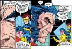 Cyclops may not have a lot of people skills, but he's pretty good at boundaries. (X-Men #8)
