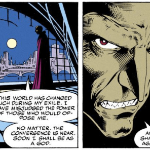Remember this guy. He's gonna be a major antagonist. (Excalibur #45)