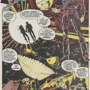 Spiral X-Plains Spiral, Part 1. (X-Factor Annual #7)