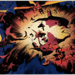 The second-best time Wolverine blew up a helicopter. (Wolverine: Bloody Choices)