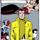 And in that moment, we were all Alistaire. (Excalibur #50)