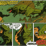 SPINY HONKER (Wolverine: The Jungle Adventure)