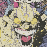 GOOD LORD JOE QUESADA DRAWS A TERRIFYING MOJO (Uncanny X-Men Annual #16)