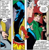 And sometimes, when I'm feeling frisky... (X-Factor #80)