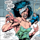 I go back and forth on Tom Raney's art, but he draws a hell of a Callisto. (Uncanny X-Men #291)