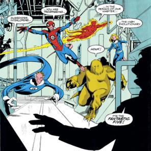 The Fantastic Five! (Excalibur #51)