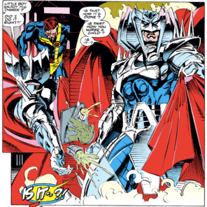No, Stryfe. And I think you know that. (X-Men #15)