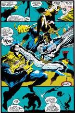 EVERYBODY FIGHTS EVERYBODY (X-Factor #84)