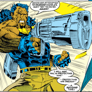Except that time 16 years later when you shoot him in the head, ya doof. (X-Men #14)