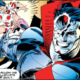 Mister Sinister: pleased as punch. (X-Force #16)