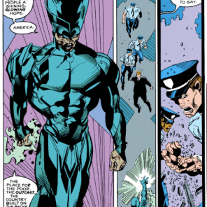 Prodigal Was Right. (X-Factor #81)