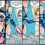 PSYLOCKE, MURDER IS OCCASIONALLY NOT THE ANSWER. (Uncanny X-Men #295)