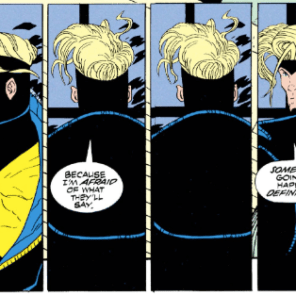 See what I mean? (X-Factor #87)