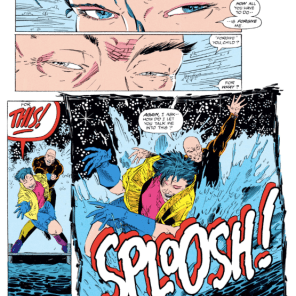 DAMNIT, JUBILEE. THIS IS WHY NOBODY TRUSTS YOU. (Uncanny X-Men #297)