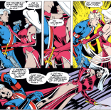On one hand, Sat-Yr-9 is very evil. On the other hand, this is still very satisfying. (Excalibur #56)