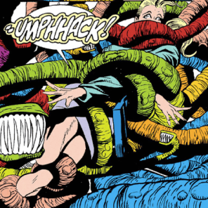 And that's why you don't armchair diagnose! (X-Factor #87)