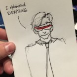 Business-Casual Cyclops, by Jay