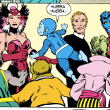 What's that you say? More Warpies? WE'VE GOT YOUR BACK! (Excalibur #63)